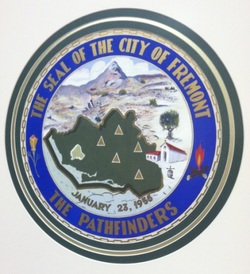 The Seal of the City of Fremont